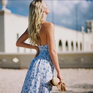 Gillia Clothing Amelie Maxi Dress